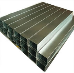 Cable Slots Galvanized