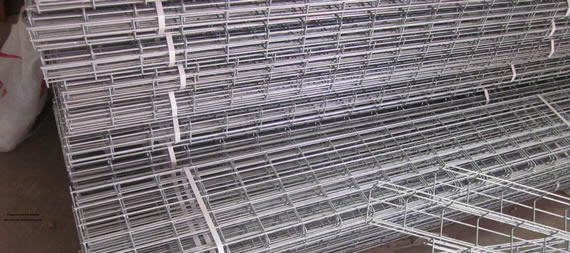 Welded Mesh Wire Cable Tray